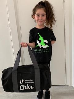chloe bag and t shirt